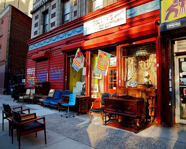Antiques Furniture Store Harlem New York City Flickr Photo Sharing