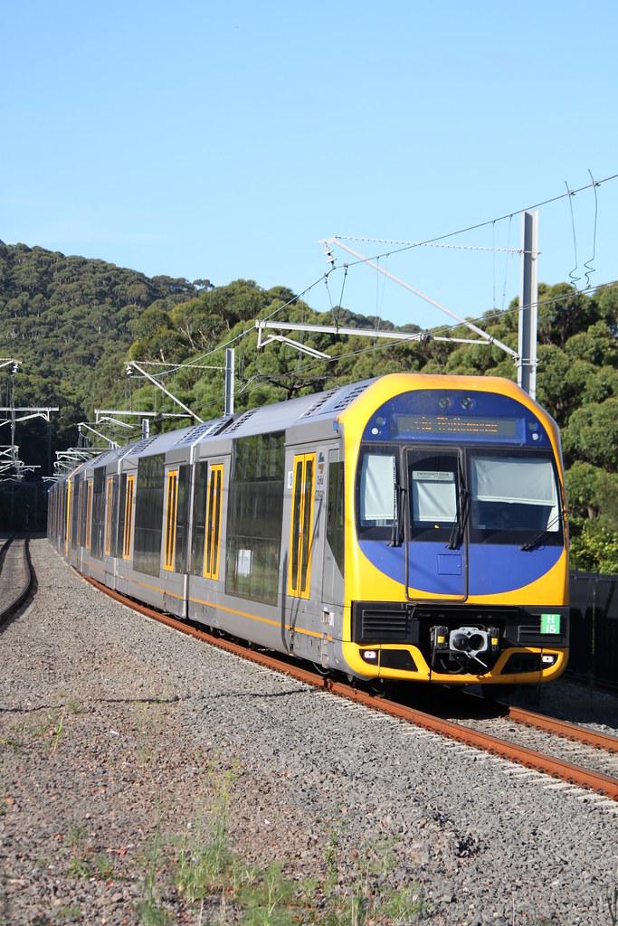 8 car trains at last!!! by Thomas