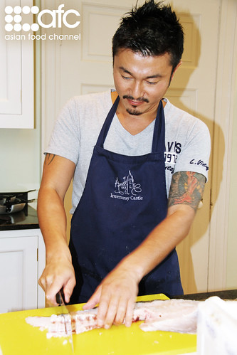 Chef Sho Naganuma
