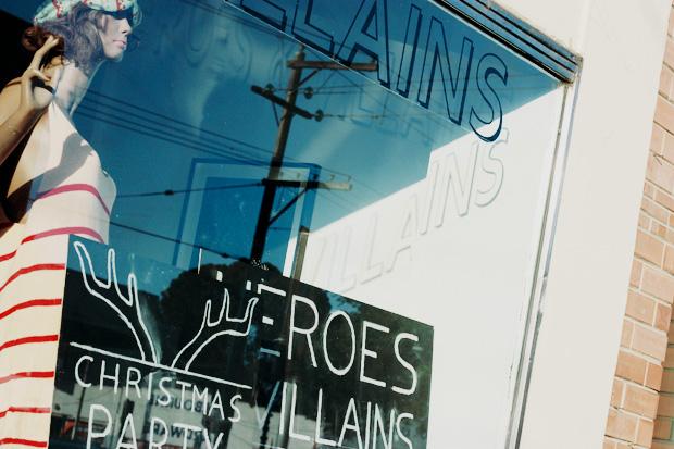 heroes villains h