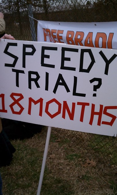 right to speedy trial You have the right to a speedy trial it's an extremely powerful right violation results in the dismissal of all criminal charges – your case is over sealed a legal nullity.