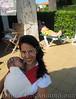 En Mei Tai con mamá