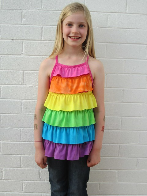 Rainbow Ruffle Lore-front