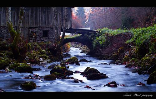 autumn nature water colors river landscape croatia a200 minolta3570f4 sonya200