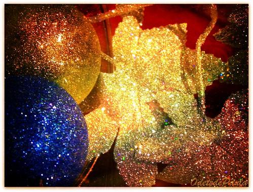 espero que seu natal seja brilhante! by Odete de Paula