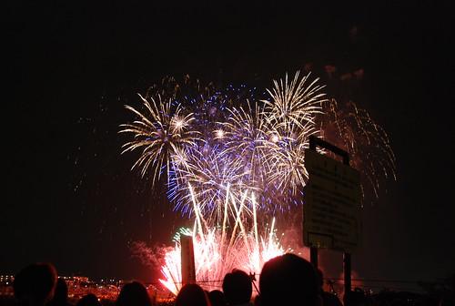2011多摩川花火大会