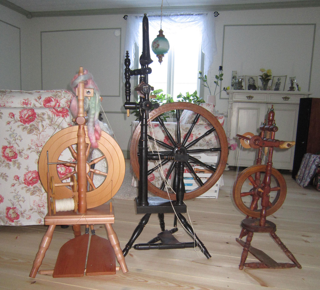 3-of-my-spinning-wheels