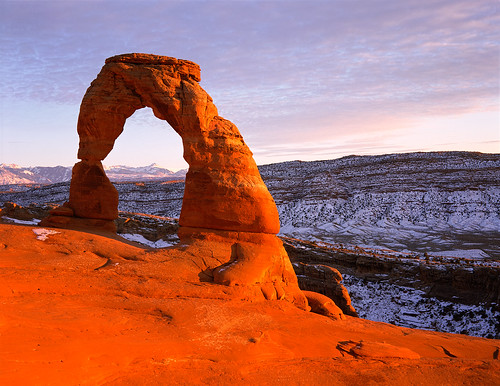 NPS Photo/Neal Herbert CC Image courtesy Arches National Park on Flickr