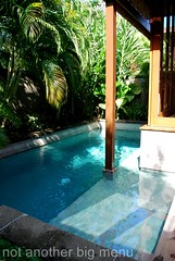 The Elysian, Bali - Pool in the suite