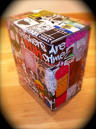 Box of Stickers!!!! by Vidalooka - Trading again -