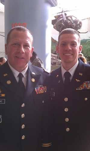 Cerrie & Waggoner WOC graduation Dec. 14, 2011
