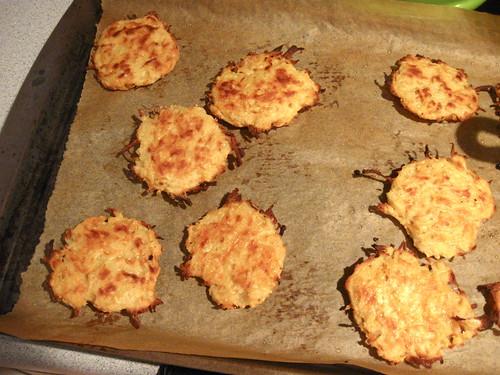 Gluten-Free, Vegan Latkes (Baked)