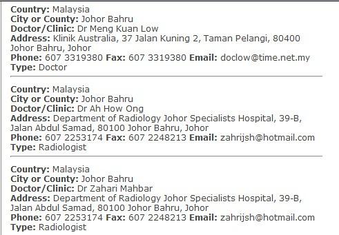 纽西兰打工度假-指定医院或诊疗所