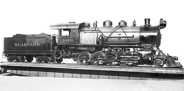2 8 0 Consolidation Type Locomotives: Seaboard Air Line Railway 2-8-0 Consolidation, Class H1