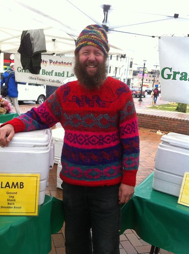 Brent of Olsen Farms: Xmas Spirit