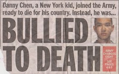 Bullied to Death (New York Daily News, 12-22-11)