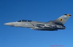 Tornado F.3 ZE790 'YU' 11 Sq 27-11-03