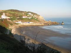 Senda Norte, Santa Maria del Mar a Avilés (Asturias)