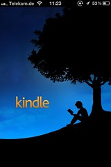 Amazon kindle: iOS-App