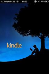 Amazon kindle: iOS-App