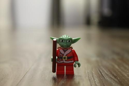 Day 24 - Santa Yoda