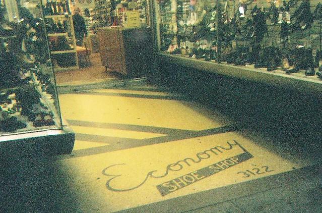 Economy Shoe Shop Restaurant
