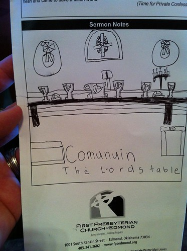 Rachel's Art: Communion