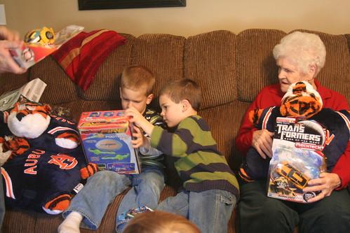 McCay Christmas 2011