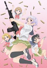 111227 - 改編動畫版《うぽって!!》(UPOTTE!)推出首張宣傳報,並預定2012年4月在【ニコニコ生放送】開播!
