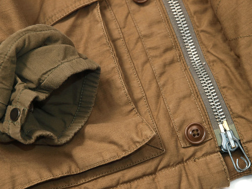 J.Crew / Field Mechanics Jacket