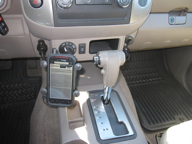 How To Install X Grip Universal Phone Mount Second