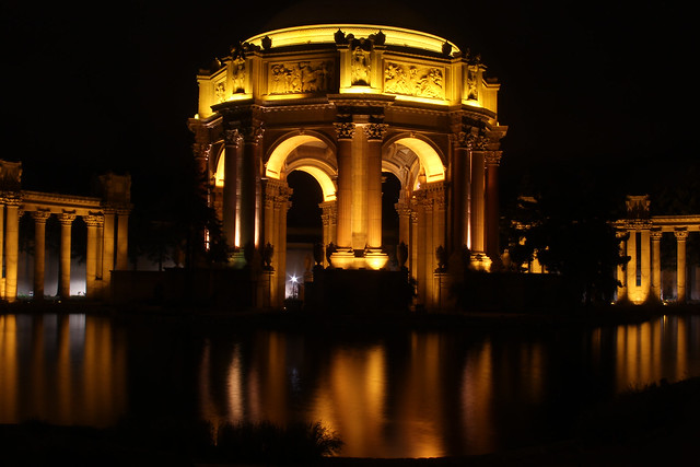 Palace of Fine Arts - San Francisco 2