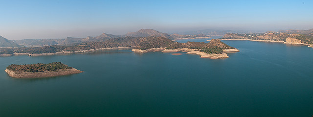 Panoramic view of jehlum river from ramkot fort flickr photo sharing - Beautiful panoramic view house to take full advantage of the scenery ...