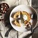 maple buttermilk tart with hazelnut crust by hannah * honey & jam