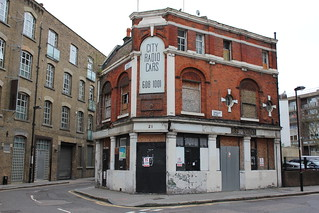 Princess Alice, Dingley Road, EC1