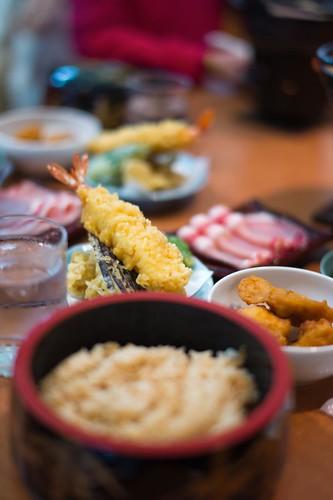 Hokkaido 2011 - 北海道の食べたこと (1)
