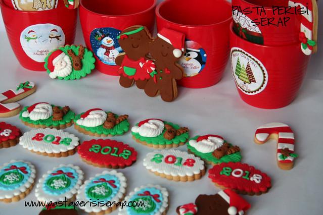 yeni yıl kurabiyeleri 2012
