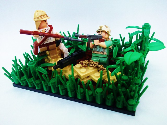 LEGO Peleliu, Into the, Fujifilm FinePix JV110