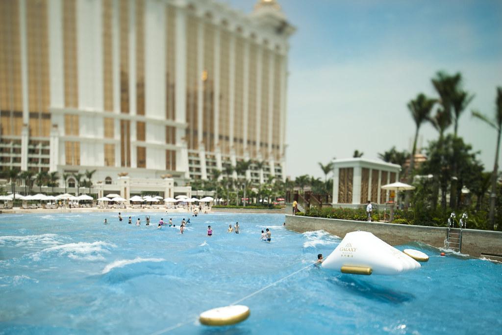 Galaxy Hotel Macau Family Holiday Reviews