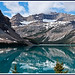 Alberta, Canada, Bow Lake - Rocky Mountains Beauty by Bill E2011