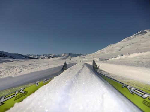Con ganas de temporada de esquí de fondo.. ;)