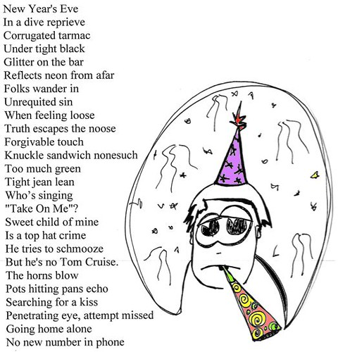 New Year's Eve - a poem