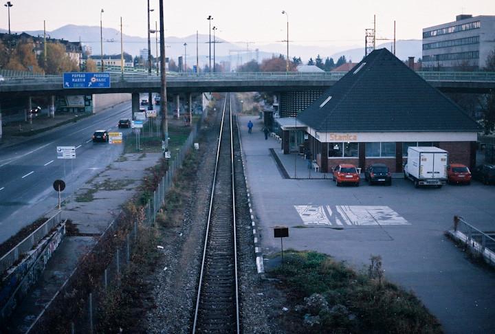 Stanica Žilina-Záriečie, prosím vystupovať!