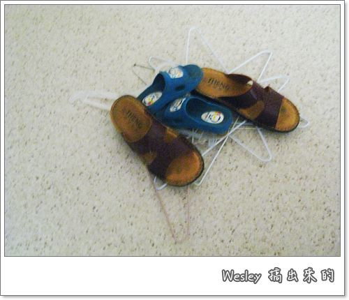 1109-烤鞋
