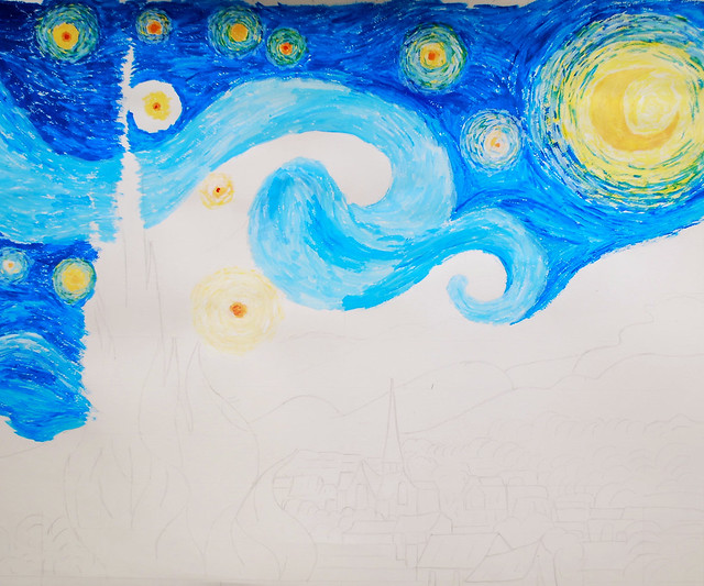Starry Night (15 May 2011)