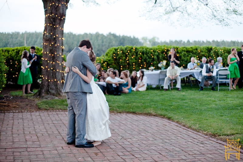 gray and yellow outdoor vintage wedding_075