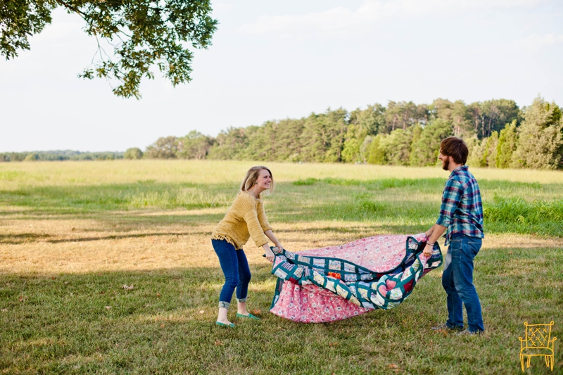 colorful outdoor engagement session manassas va_050