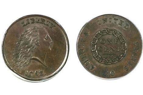 1 céntimo 1793