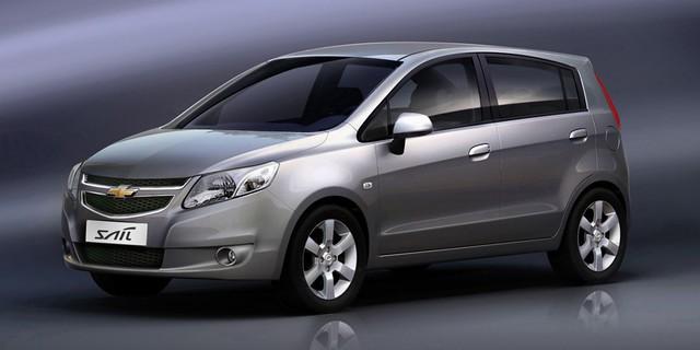 Chevrolet Sail 2012