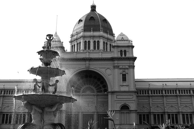 Melbourne Royal Exhibition Building